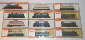 Riesen-Konvolut ARNOLD Spur N Lokomotiven