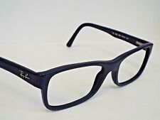 0f8a1a183b1 Authentic Ray-Ban RB 5268 5583 Navy Blue Eyeglasses DEMO Frame  183