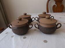 Denby Pottery Soup Bowls