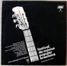 TOM ZE EDGAR E OS TAIS NOVOS BAHIANOS MARIA ODETE LP PROMO LIVE IN BRAZIL 1971