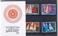 GB Presentation Pack 71 1975 Sailing