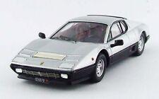 Best MODEL 9597 - Ferrari 512 BB gris métallisé / noir métallisé - 1976  1/43