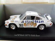 """EAGLE'S RACE - 1973 PORSCHE 911 CARRERA RS 2.7L """"LE GRAND BAZAR"""" TOUR DE FRANCE"""