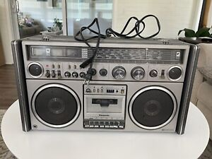 Panasonic RX-7700 Boombox - Stereo