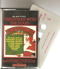 Christmas with the Stars music cassette. Pickwick HSC3020.