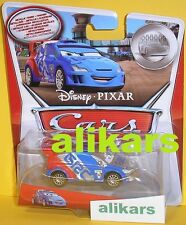 M - RAOUL CAROULE with METALLIC FINISH - International Edition WGP Disney Cars 2