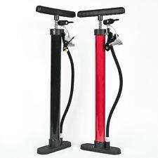 Komodo High Pressure Floor Standing Bike Pump Cycle Bicycle Tyre Hand Air Mini