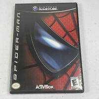 Spider-Man (Nintendo GameCube, 2002) No Manual Tested Works