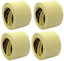 3M 201E General Use Masking Tape (4 Pack) 72mm x 50m