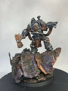 Forgeworld Primarch Perturabo Iron Warriors Painted To Order Warhammer 30k