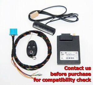 NEW OEM Webasto Telestart T91R 7N0963513B kit with VW Remote