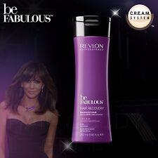 Be Fabulous BALSAMO ALLA CHERATINA Damaged Hair Recovery REVLON capelli 250ml