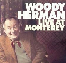 Woody Herman Live at Monterey (Oct., 3rd, 1959) [CD]