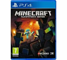 NEW Minecraft PS4 Game Bigger Worlds And See Further Into The Distance Thanks_UK
