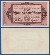 München GLADBACH Mönchengladbach 500 Milliarden Mark 1923 fast KSF Grevenbroich