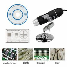 1000X8 LED USB 2.0 Digital Microscope Endoscope Zoom Camera Magnifier+Stand 2MPS