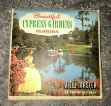 Viewmaster Reels Cypress Gardens Florida Includes 3 Reels