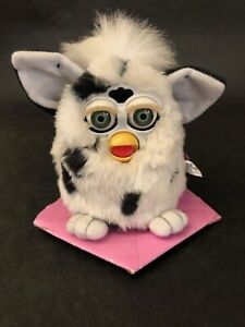Furby dalmation 1998 Original Tiger Electronic model 70-800