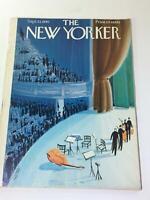 The New Yorker: September 23 1961 Full Magazine/Theme Cover Mario Micossi