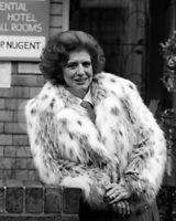 Pat Phoenix or Elsie Tanner Glossy Photo print  A5// A4 Coronation st