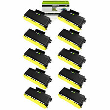 10PK High Yield TN650 Toner Cartridge For Brother MFC-8480DN 8890DW HL-5370DW