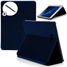 Blue Clam Shell Smart Case Samsung Galaxy Tab A 10.1 SM-P580 with S Pen Stylus
