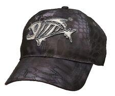 G. Loomis Kryptek Camo Fishing Cap, Black (Adjustable)