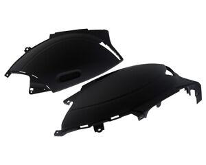 Verkleidung Kit matt schwarz passend für Piaggio ZIP 2000