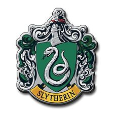 2 x Harry Potter Slytherin Crest 2 x A5 Edible Icing Sheet Cake Toppers