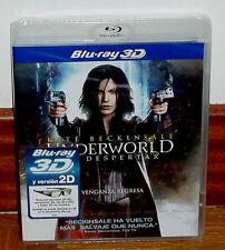 UNDERWORLD - THE AWAKENING - BLU-RAY 3D - NEW - SEALED - ACTION - TERROR