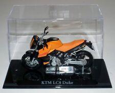 Atlas Editions  - KTM LC8 DUKE - Motorcycle Model Scale 1:24 (IXO)