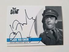 Unstoppable Cards The Saint Series 2 Autograph Card Hugh Futcher HF2