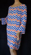 SIZE-12/14, HONEYSUCKLE BEACH Very Pretty Print Dress.