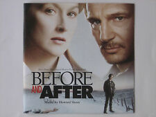 OST - Before and After - Howard Shore