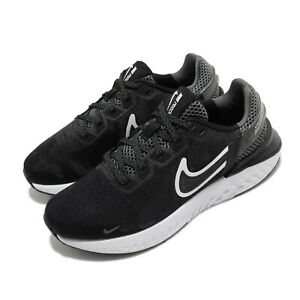 Nike Wmns Legend React 3 Black White Grey Women Running Shoes CK2562-001