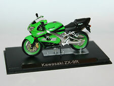 IXO - KAWASAKI ZX-9R - Motorcycle Model Scale 1:24