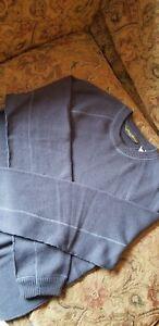 Eddie Bauer men's cotton/wool sweater new without tags medium M