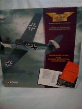 Corgi 49205 Messerschmitt Bf109E Including Authentic Reproduction Notes. BNIB