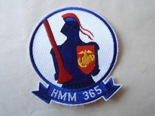 "PATCH US NAVY HMM-365 ""BLUE KNIGHTS"" Squadron  MARINE CORPS PILOTE AERONAVALE"