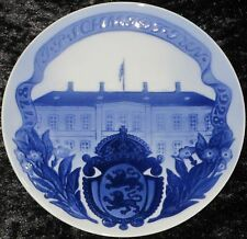 1928 ROYAL COPENHAGEN GEDENKTELLER / COMMEMORATIVE PLATE #252