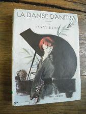 la danse d'Anitra par Fanny Hurst