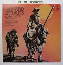 CFP 40372 - R STRAUSS - Don Quixote TORTELIER / KEMPE Berlin PO - Ex LP Record