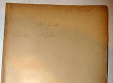 Divina Commedia, V. Fornari: Del Convito di Dante Alighieri 1865 Estratto Secolo