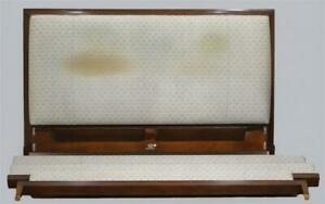 Baker Furniture Thomas  Pheasant Mahogany Queen Size Bed