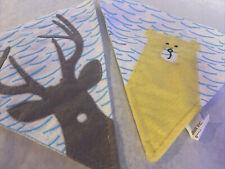 New listing Bear Deer Garland 60� Length Baby Room Decor Embroidered Garland