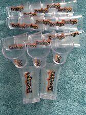 20 X Dooleys Plastic Shot Glasses