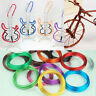 Jewelry Making Craft Wrap Aluminum Wire Crochet Craft Weaving DIY 1Roll 5 Meters