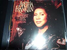 Aretha Franklin The Greatest Hits 1980 – 1994 Very Best Of (Australia) CD