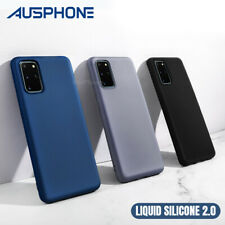 Shockproof Silicone Cover Slim Case for Samsung S10 S20 Plus Ultra FE 5G Note 20
