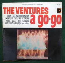 VENTURES A GO-GO VINTAGE 1960's LP RECORD DOLTON #BST-8037 #309